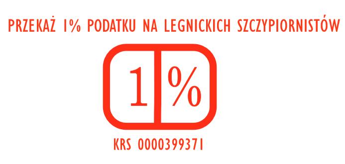 Dołącz do nas.  Przekaż 1%.