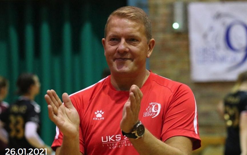 """Tytuł """"Trenera Roku"""" ponownie wędruje do UKS Dziewiątki Legnica"""