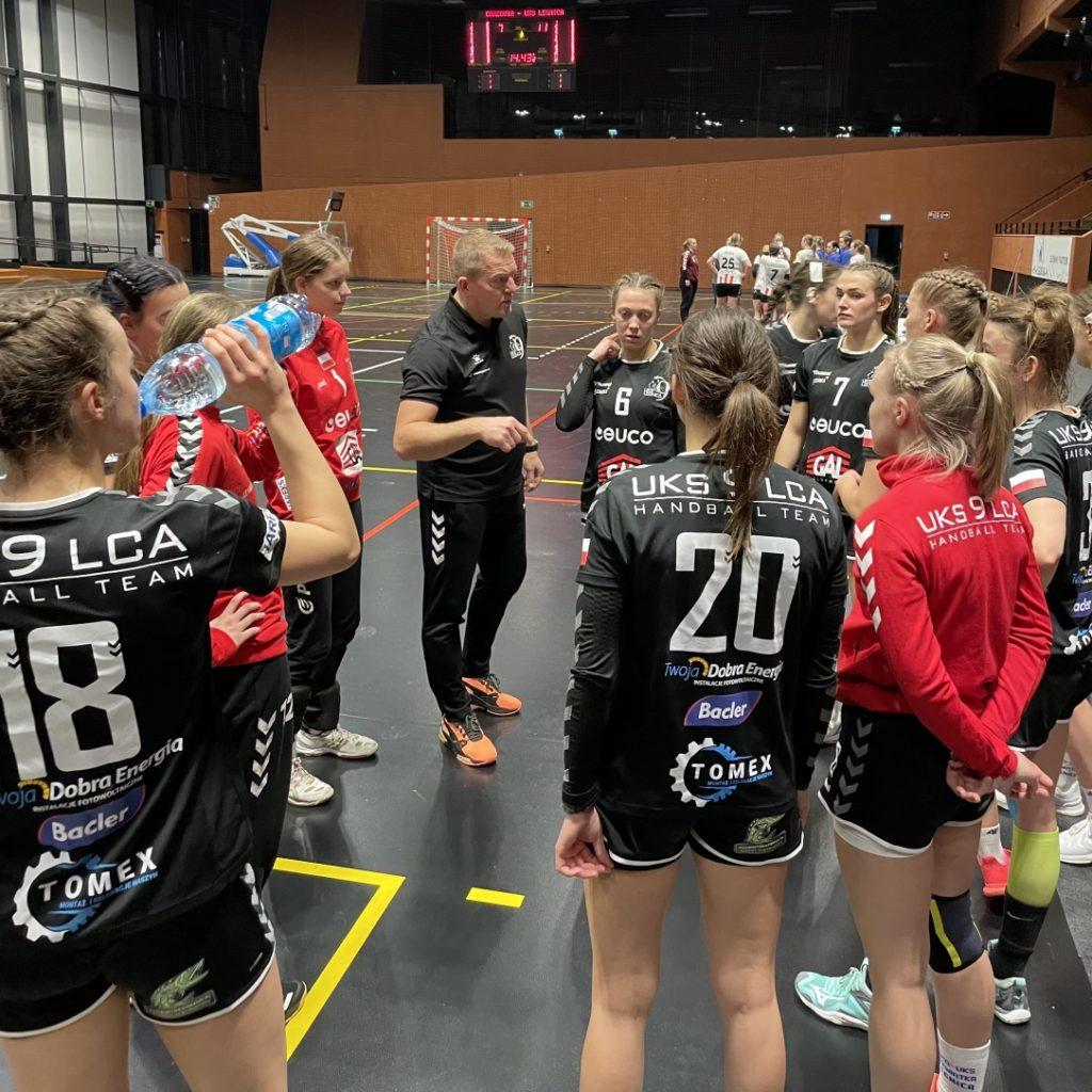 I Liga Kobiet – Dziewiątka zwycięża w Krakowie