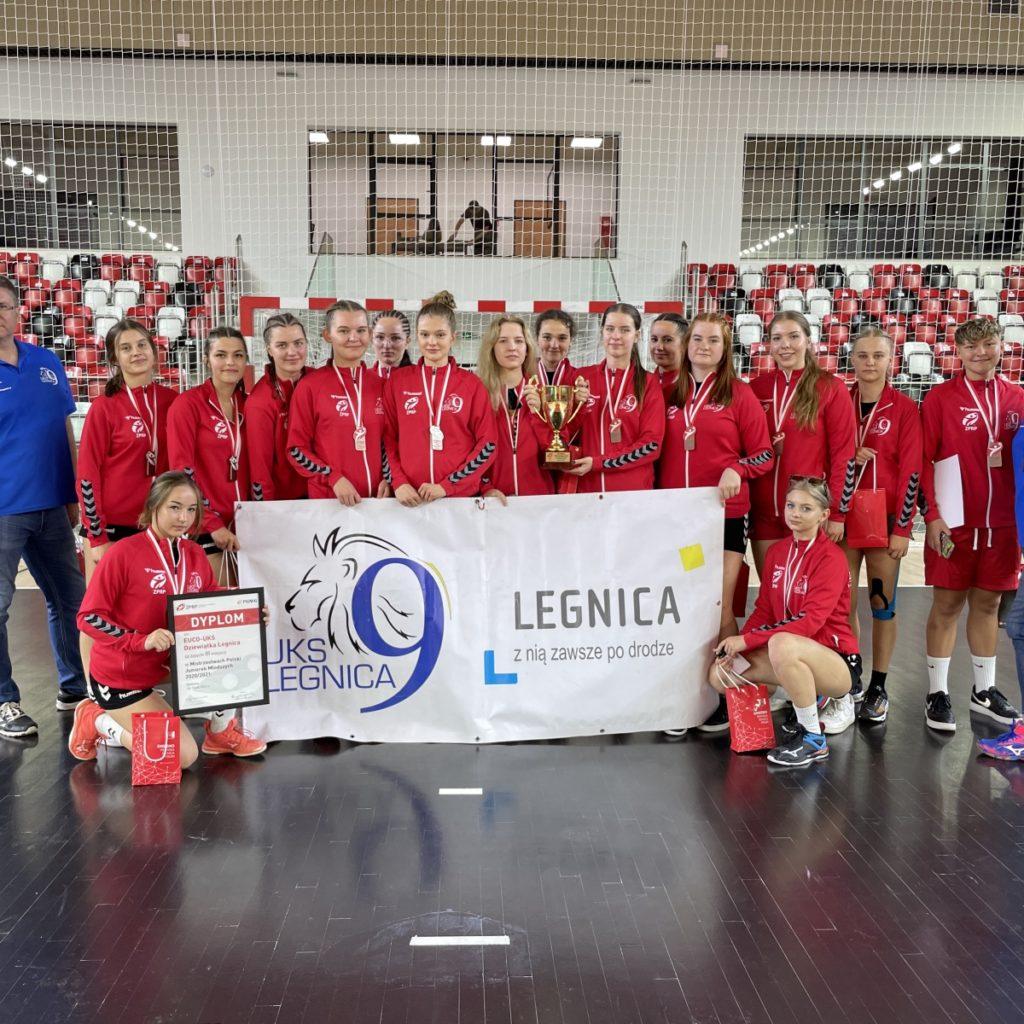 PODSUMOWANIE SEZONU 2020/21 – drużyny młodzieżowe