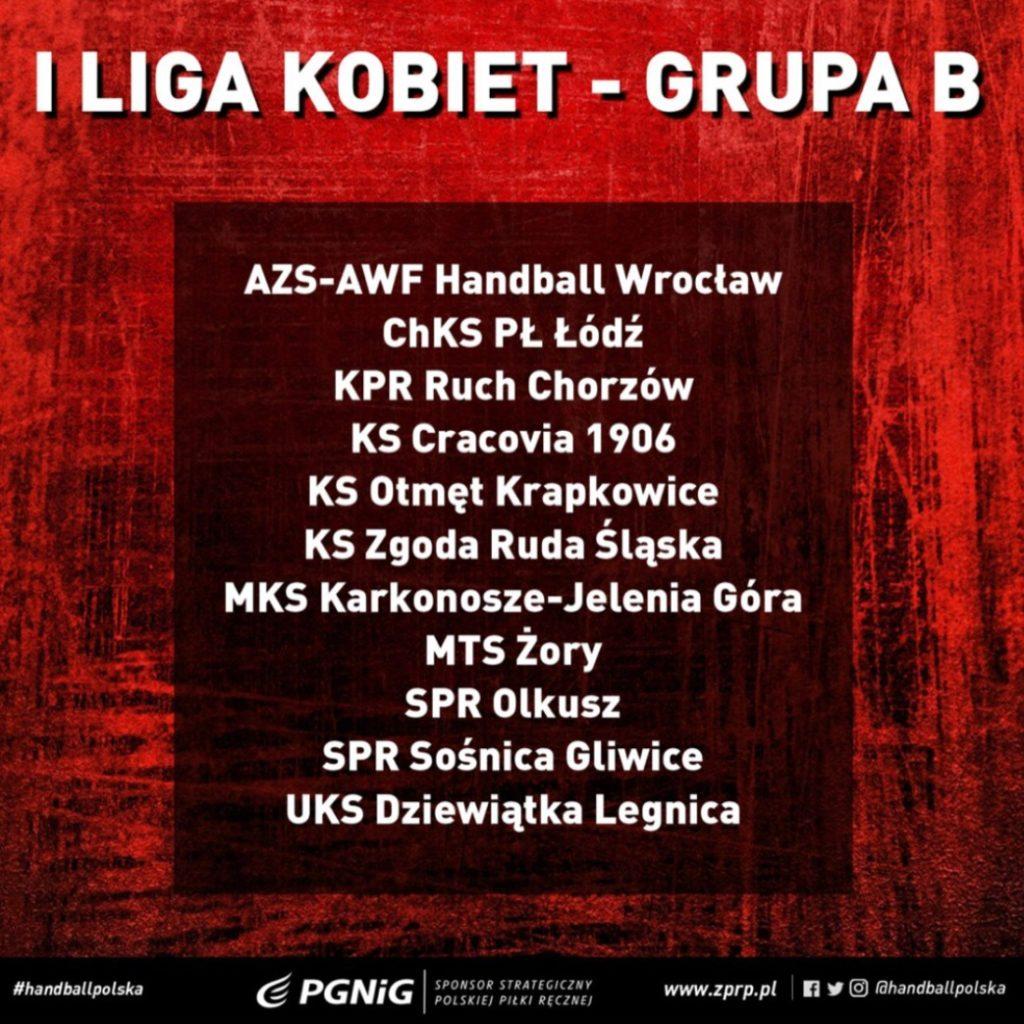 W sezonie 2021/22 rywalizujemy w I Ligach: kobiet i mężczyzn!!!